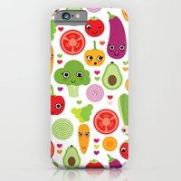 Veggie Friends And Smile… iPhone 6 Slim Case