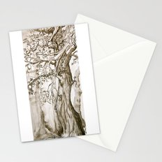 A Weary Wood Stationery Cards
