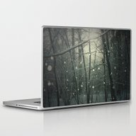 Laptop & iPad Skin featuring OWL by Monika Strigel