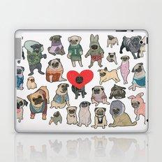Pugs Laptop & iPad Skin