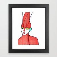 Aura (previous Age) Framed Art Print