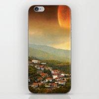 Red Dawn V iPhone & iPod Skin