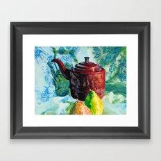 Kettle Series I Framed Art Print