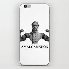 Amalgamation #1 iPhone & iPod Skin