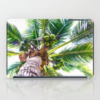 How About Those Coconuts iPad Case
