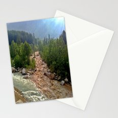 Good and Bad things come together Stationery Cards