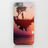 LANDSCAPE - Solitary sister iPhone 6 Slim Case