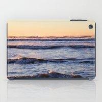 Winter Ocean iPad Case