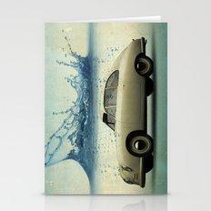 Deep Water Porsche Stationery Cards