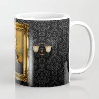 Alan Rickman - Replacefa… Mug