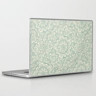 Sage Medallion With Butt… Laptop & iPad Skin