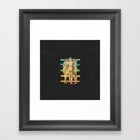 Les Trois Graces Framed Art Print
