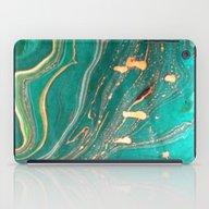 Ocean Gold iPad Case