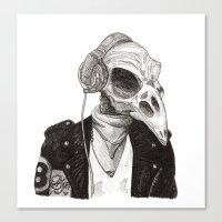 Sam Crow Canvas Print