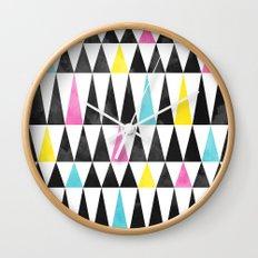 Just Tri Me! Wall Clock