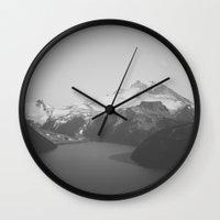 Garibaldi Wall Clock