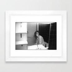 Rendez-vous#03 Framed Art Print