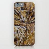 Sleeping Kittens iPhone 6 Slim Case
