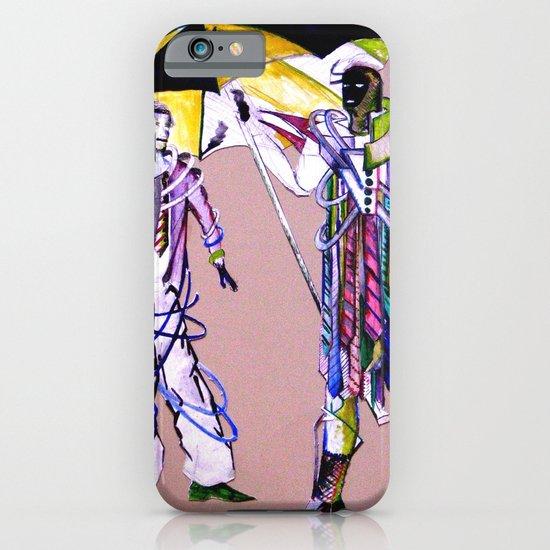 hamlet &  horatio go to American iPhone & iPod Case