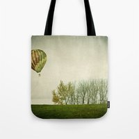 Letting Go Tote Bag