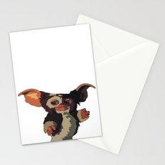 Gizmo, Gremlin color Stationery Cards