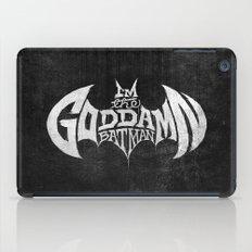 The GD BM iPad Case