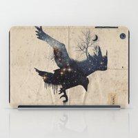 Space Raven iPad Case