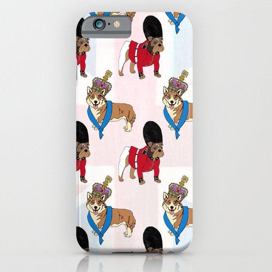 British Bulldog Guard iPhone & iPod Case