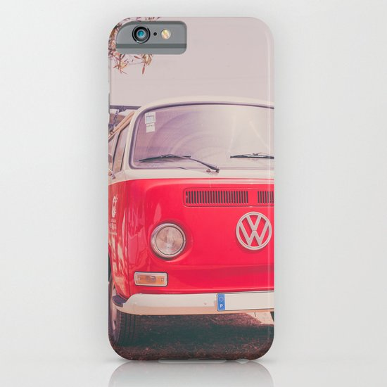 Red Ride iPhone & iPod Case