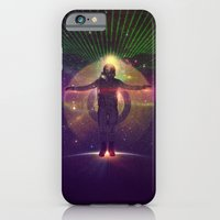iPhone & iPod Case featuring Space Oddity by INTJ Designer