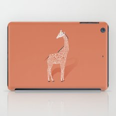 Animal Kingdom: Giraffe I iPad Case