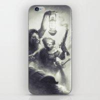 The Intruders iPhone & iPod Skin