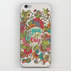 You got this iPhone & iPod Skin