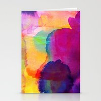 Abstraction II Stationery Cards