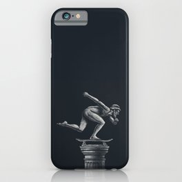 iPhone & iPod Case - The Skater - Peter Kramar