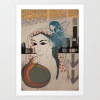 126. Art Print
