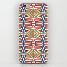Pacifica iPhone & iPod Skin