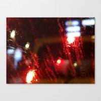 Rainy DayZ 33 Canvas Print