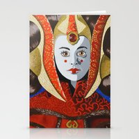All Hail The Queen Stationery Cards