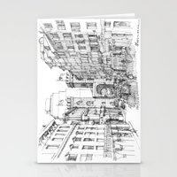 Genova, Porta Soprana Stationery Cards