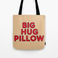 Big Hug Tote Bag