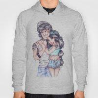Aladdin&Jasmine Hoody