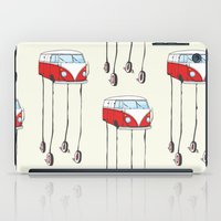the daliwagen iPad Case