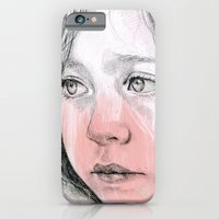 iPhone & iPod Case featuring Cora by Michael Shapcott