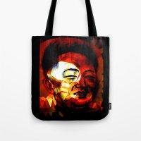 Li'l Kim Tote Bag