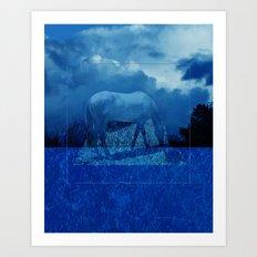Night Dream Art Print