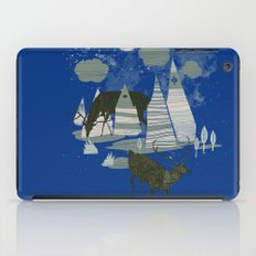 magic mountains iPad Case