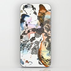 Is that a sea plant or a sea animal?  iPhone & iPod Skin