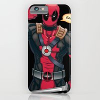 The Merc With a Mouth iPhone 6 Slim Case