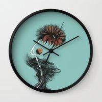 Offspring Wall Clock